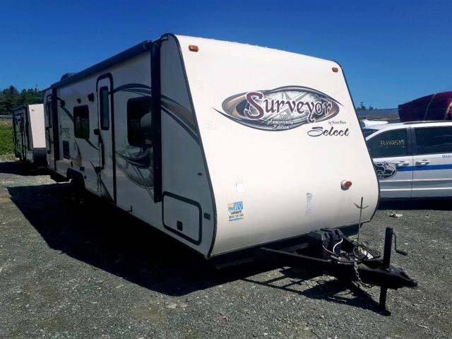 click here to view 2013 WILDWOOD SURVEYOR at IBIDSAFELY