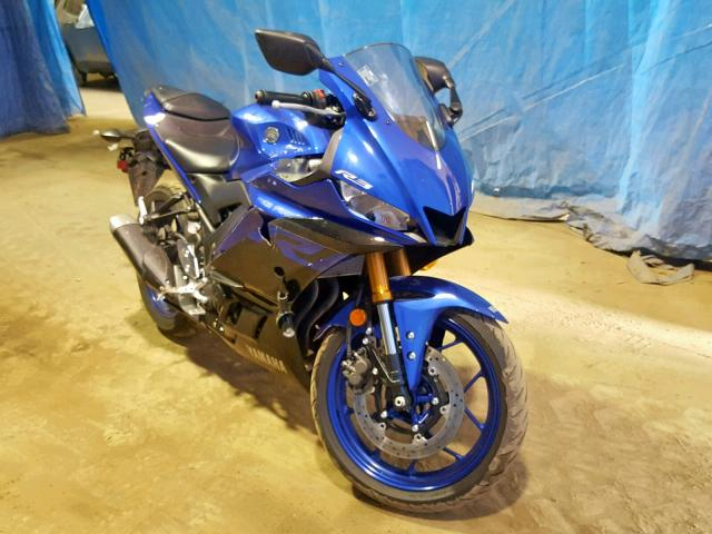 click here to view 2019 YAMAHA YZFR3 at IBIDSAFELY