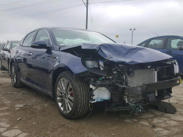 click here to view 2019 KIA OPTIMA SXL at IBIDSAFELY