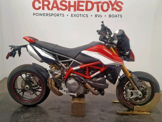 click here to view 2019 DUCATI HYPERMOTAR at IBIDSAFELY