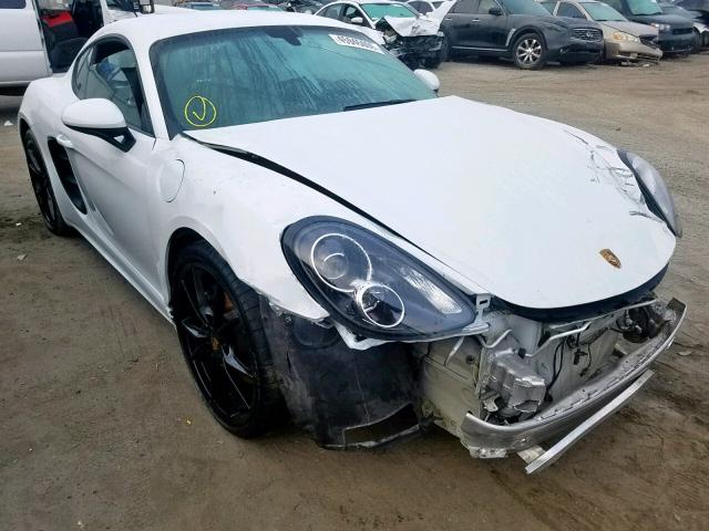 click here to view 2017 PORSCHE CAYMAN at IBIDSAFELY