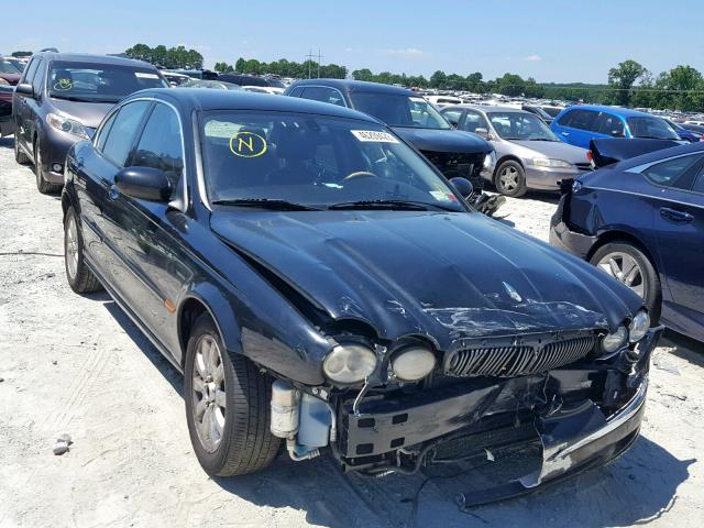 click here to view 2003 JAGUAR X-TYPE 2.5 at IBIDSAFELY