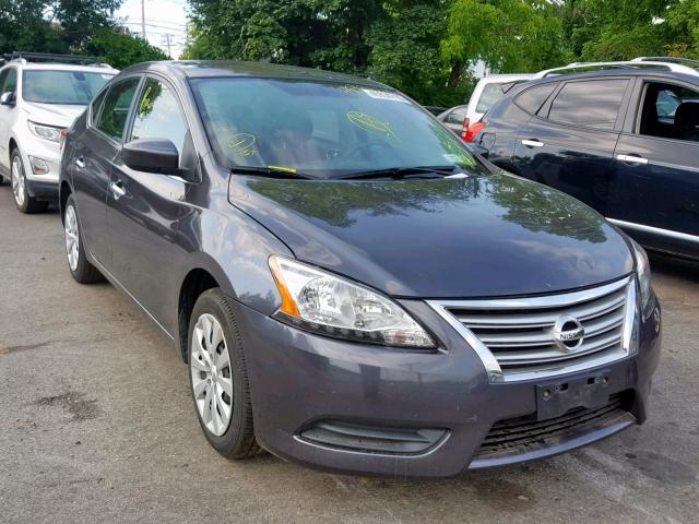 2013 Nissan Sentra 1.8. Lot 45934719 Vin 3N1AB7AP2DL732421