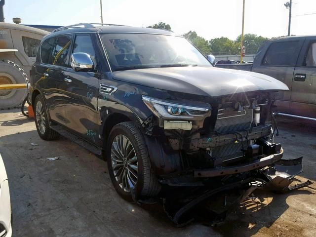 click here to view 2019 INFINITI QX80 LUXE at IBIDSAFELY