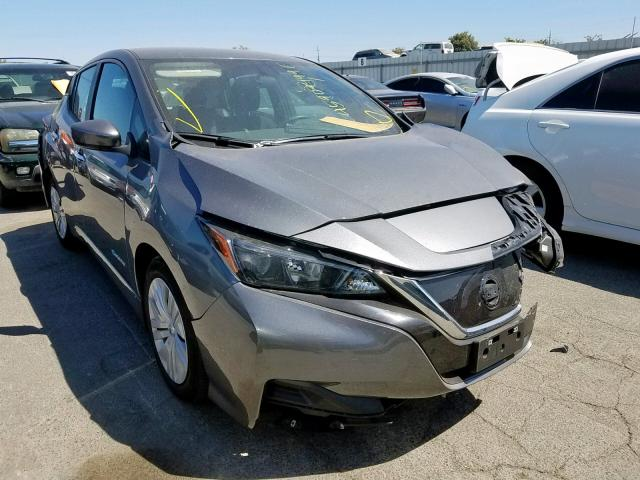 click here to view 2019 NISSAN LEAF S at IBIDSAFELY