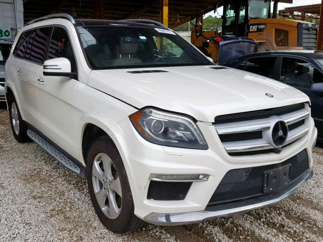 2014 Mercedes-benz Gl 550 4ma 4.6. Lot 46467819 Vin 4JGDF7DE6EA320029