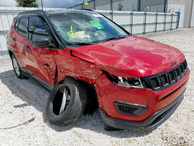 click here to view 2018 JEEP COMPASS SP at IBIDSAFELY