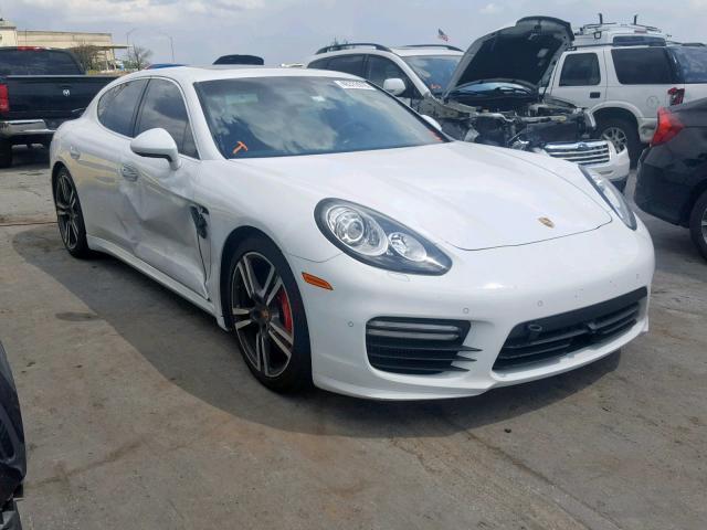 2014 Porsche PANAMERA T 4.8. Lot 46372919 Vin WP0AC2A76EL073401