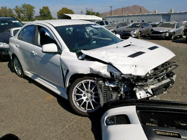click here to view 2013 MITSUBISHI LANCER EVO at IBIDSAFELY
