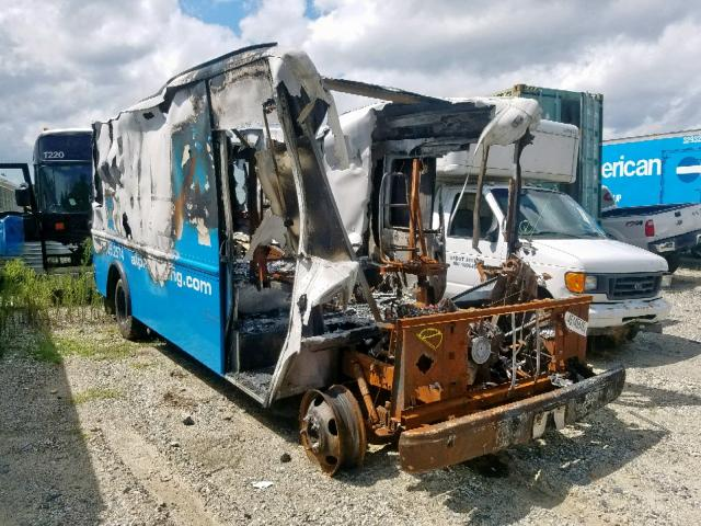 click here to view 2003 WORKHORSE CUSTOM CHASSIS FORWARD CO at IBIDSAFELY