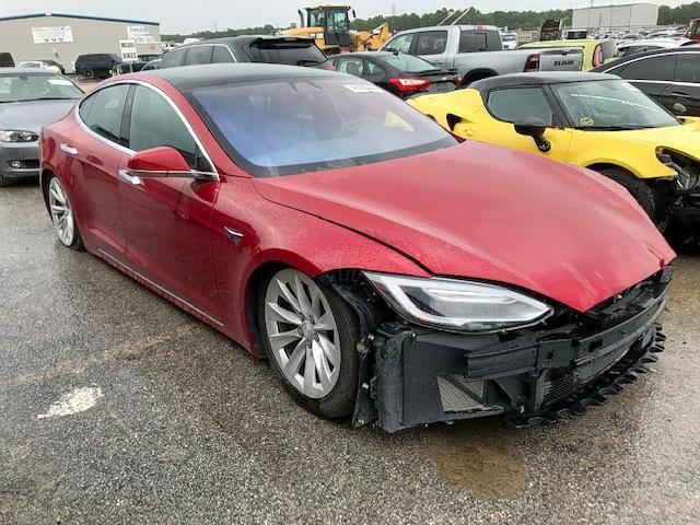 2017 Tesla Model s . Lot 46380469 Vin 5YJSA1E17HF213151