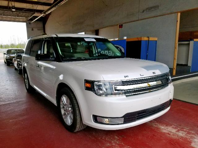 click here to view 2019 FORD FLEX SEL at IBIDSAFELY