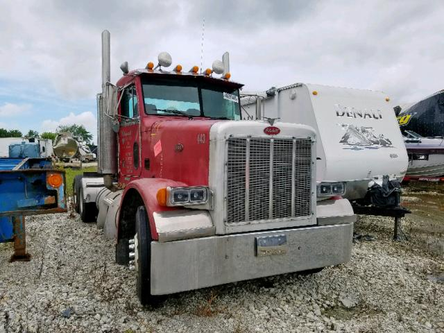 click here to view 1996 PETERBILT 378 at IBIDSAFELY