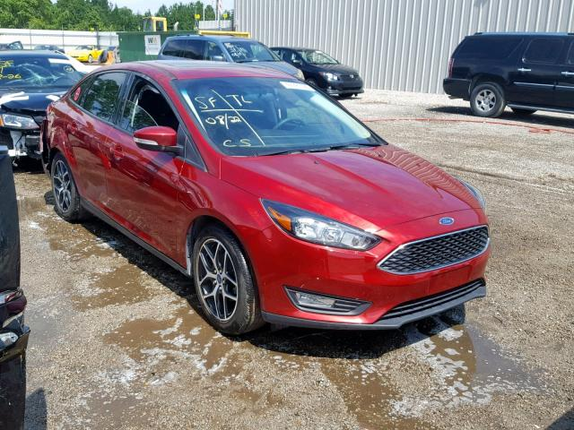 click here to view 2017 FORD FOCUS SEL at IBIDSAFELY