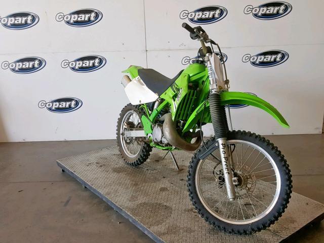 1995 Kawasaki Kdx200 . Lot 46408919 Vin JKADXNH17SA000561