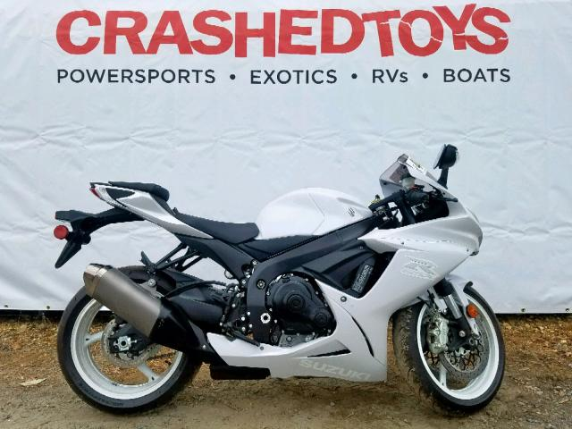 click here to view 2019 SUZUKI GSX-R600 at IBIDSAFELY