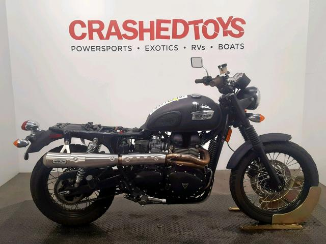 click here to view 2014 TRIUMPH MOTORCYCLE SCRAMBLER at IBIDSAFELY