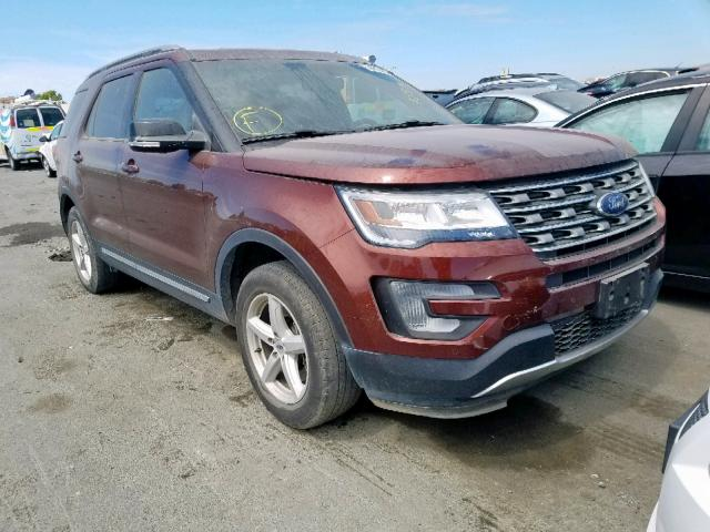 click here to view 2016 FORD EXPLORER X at IBIDSAFELY