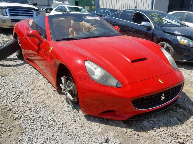 click here to view 2010 FERRARI CALIFORNIA at IBIDSAFELY