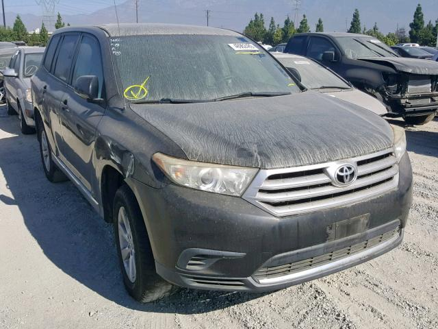 click here to view 2011 TOYOTA HIGHLANDER at IBIDSAFELY