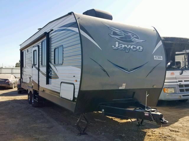 click here to view 2018 JAYCO TRVL TRL at IBIDSAFELY