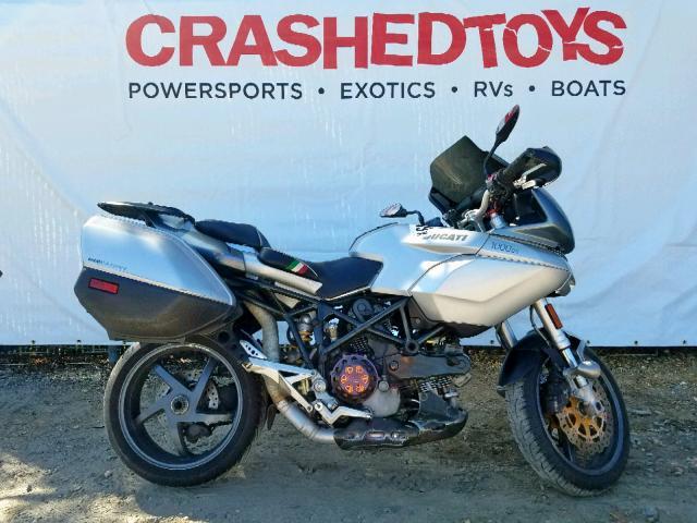 2004 Ducati Multistrad . Lot 47226839 Vin ZDM1VABP04B007213