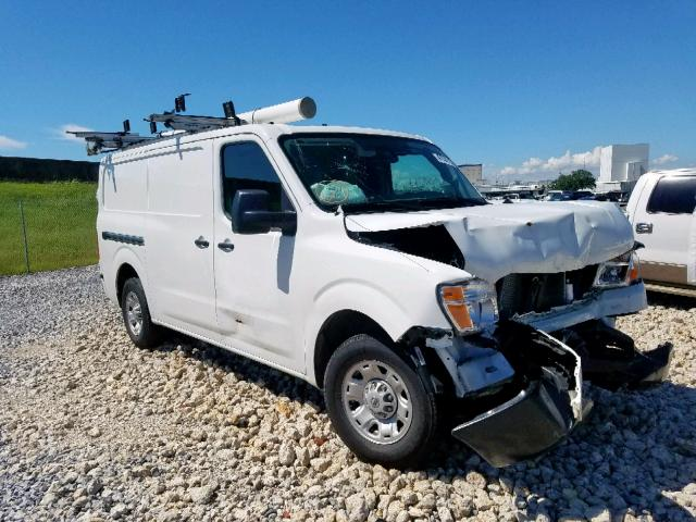 click here to view 2018 NISSAN NV 1500 S at IBIDSAFELY