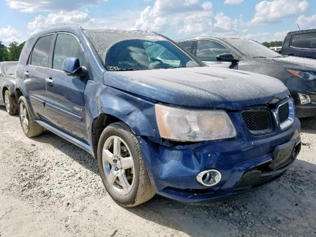 click here to view 2009 PONTIAC TORRENT GX at IBIDSAFELY