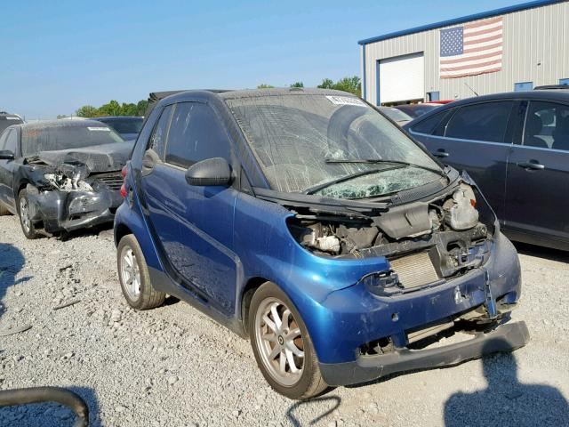 click here to view 2009 SMART FORTWO PAS at IBIDSAFELY