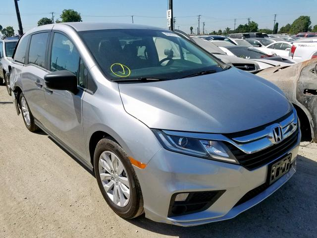 click here to view 2019 HONDA ODYSSEY LX at IBIDSAFELY