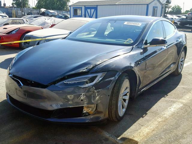 2017 Tesla Model s . Lot 48554869 Vin 5YJSA1E18HF201185