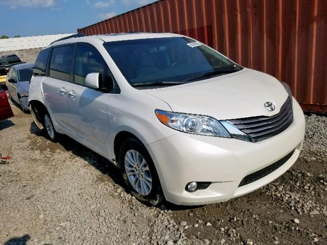 click here to view 2017 TOYOTA SIENNA XLE at IBIDSAFELY