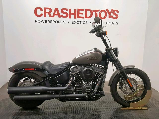 click here to view 2018 HARLEY-DAVIDSON FXBB STREE at IBIDSAFELY