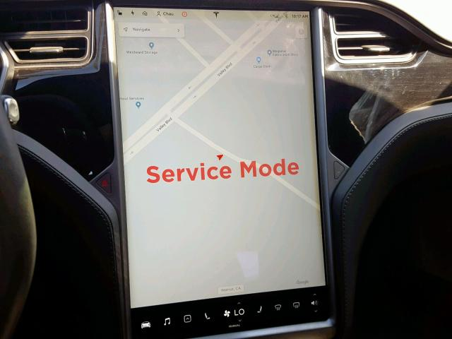 2018 Tesla Model s . Lot 49127989 Vin 5YJSA1E25JF282600
