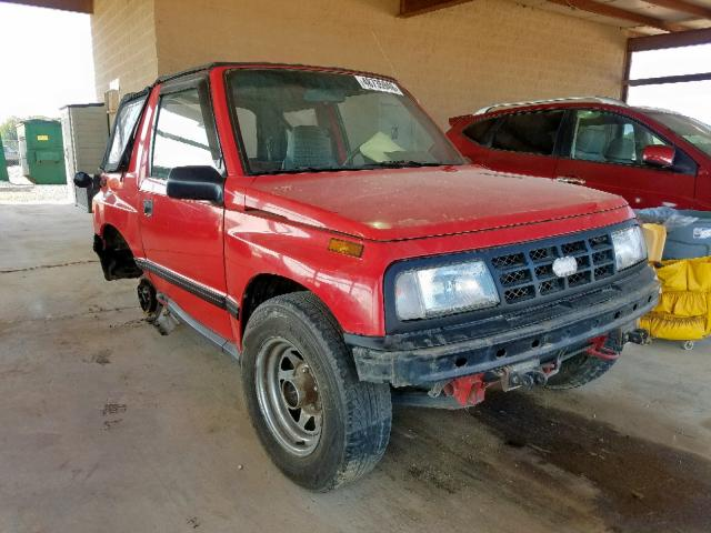 click here to view 1991 GEO TRACKER at IBIDSAFELY