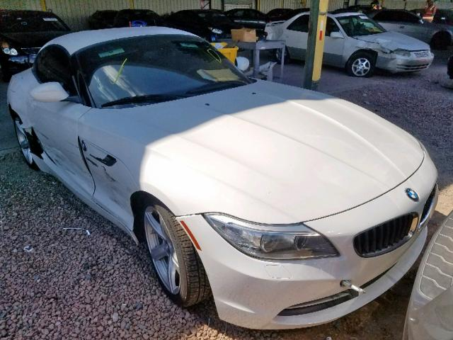 click here to view 2014 BMW Z4 SDRIVE2 at IBIDSAFELY