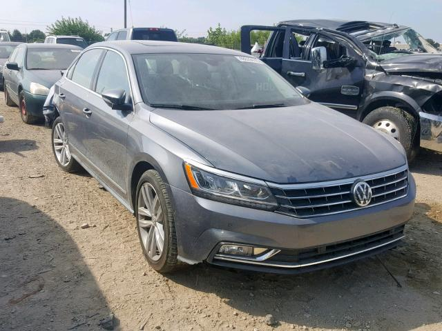 click here to view 2018 VOLKSWAGEN PASSAT SEL at IBIDSAFELY