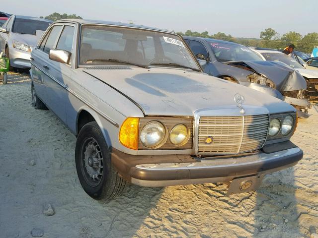1984 Mercedes-benz 300 dt . Lot 49117869 Vin WDBA833A4EA184265