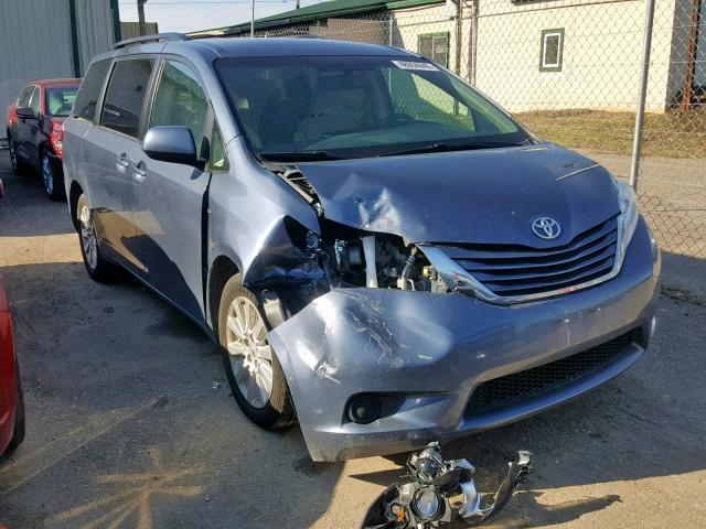 click here to view 2016 TOYOTA SIENNA LE at IBIDSAFELY