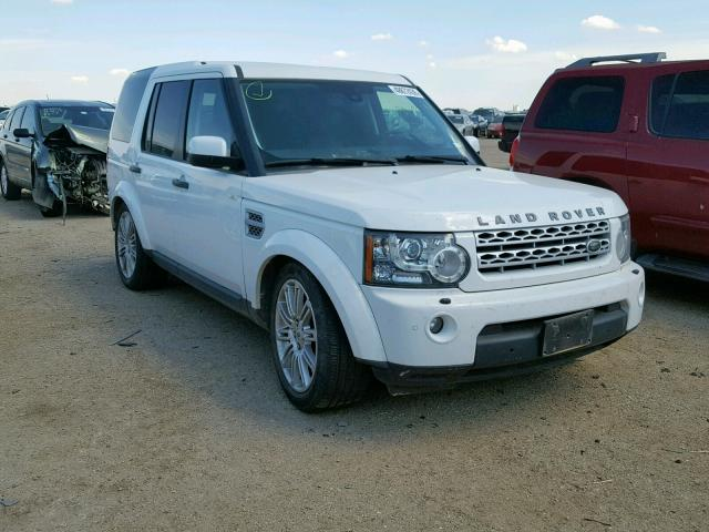 click here to view 2012 LAND ROVER LR4 HSE LU at IBIDSAFELY