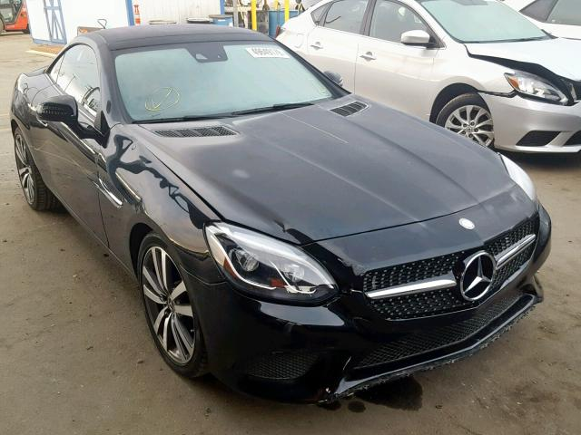 click here to view 2017 MERCEDES-BENZ SLC 300 at IBIDSAFELY