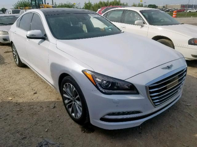 click here to view 2017 GENESIS G80 BASE at IBIDSAFELY
