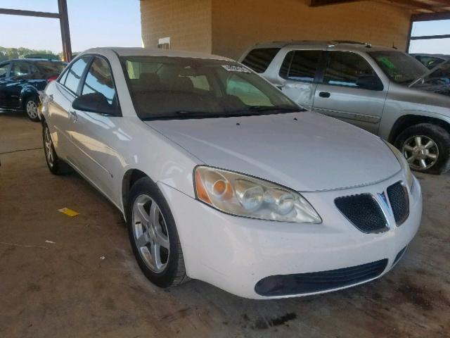 2007 Pontiac G6 base 3.5. Lot 48854339 Vin 1G2ZG58N374126800