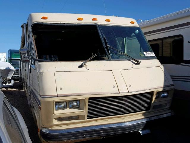 click here to view 1984 FLEETWOOD PACE ARROW at IBIDSAFELY