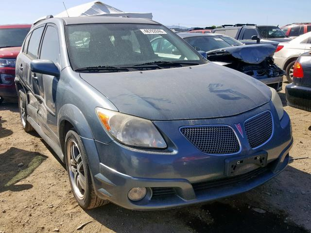 2007 Pontiac Vibe 1.8. Lot 48792849 Vin 5Y2SL65807Z408599