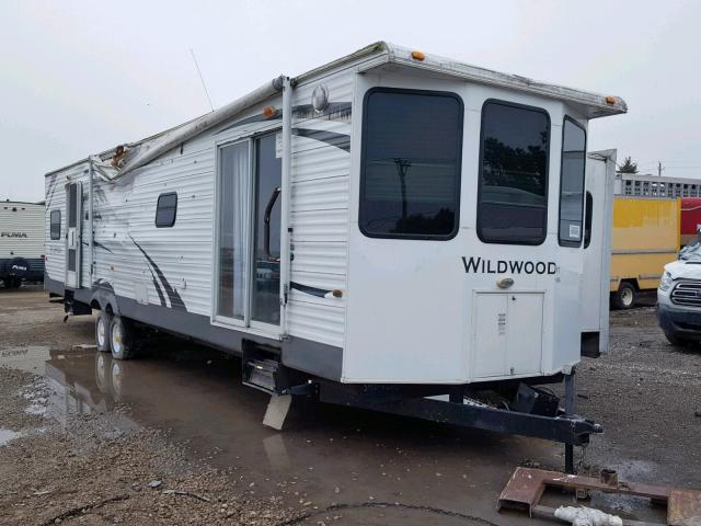 click here to view 2008 WILDWOOD WILDWOOD at IBIDSAFELY