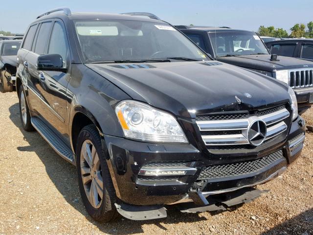 2012 Mercedes-benz Gl 450 4ma 4.6. Lot 48576719 Vin 4JGBF7BE4CA796464