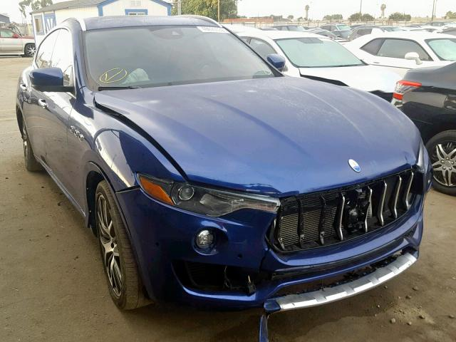 click here to view 2017 MASERATI LEVANTE S at IBIDSAFELY