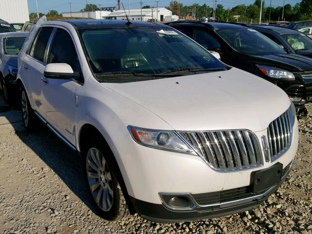 click here to view 2013 LINCOLN MKX at IBIDSAFELY