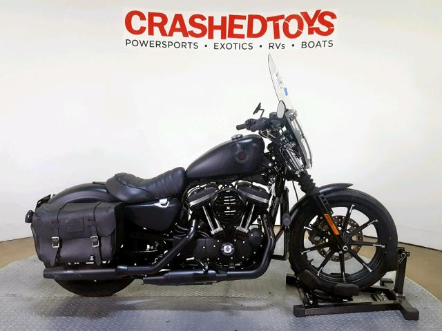 click here to view 2019 HARLEY-DAVIDSON XL883 N at IBIDSAFELY